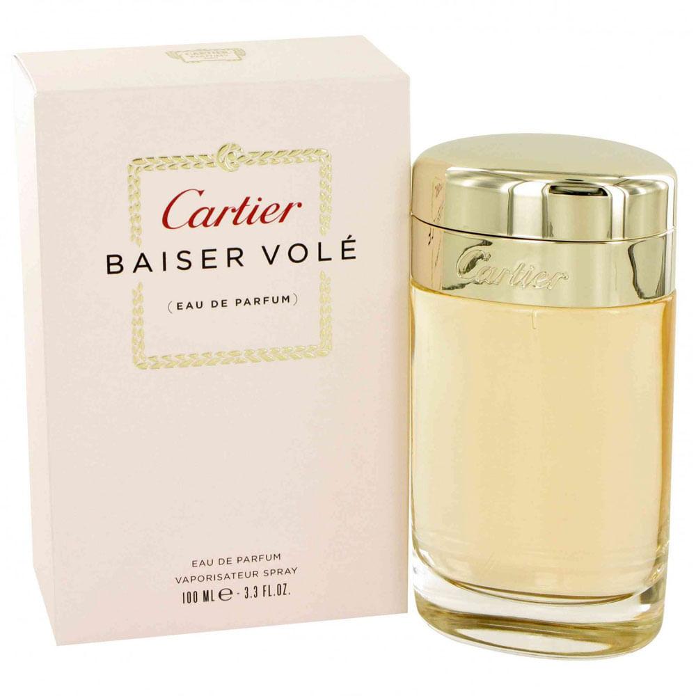 f70b5b8e649 Perfume Perfume Cartier Baiser Volé Eau de Parfum - AZPerfumes