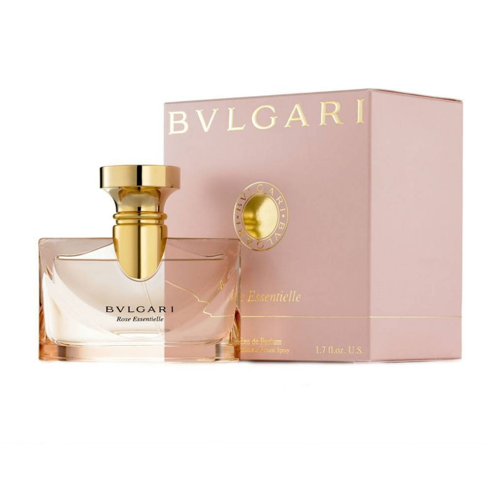 8846db5e920 Perfume Bvlgari Rose Essentielle Feminino Eau de Parfum - AZPerfumes