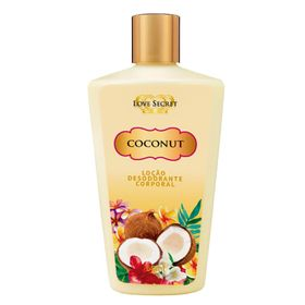 Locao-Corporal-Coconut-De-Love-Secret