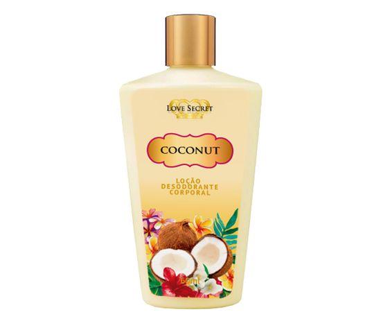 Locao-Corporal-Coconut-De-Love-Secret