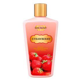 Locao-Corporal-Strawberry-De-Love-Secret