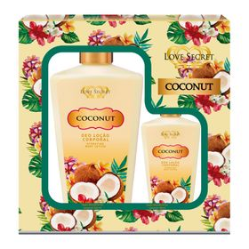 Kit-Coconut-Locao-Corporal-De-Love-Secret