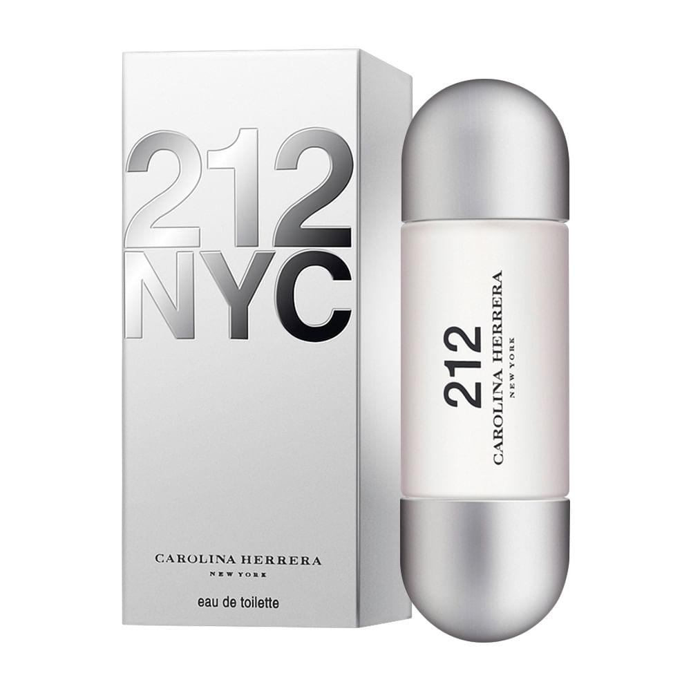 Perfume 212 De Carolina Herrera Feminino Eau de Toilette - AZPerfumes c956c73869