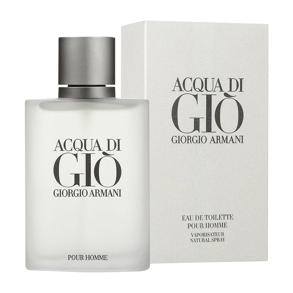 6555be99739c7 Perfume Acqua Di Gio De Giorgio Armani Masculino Eau de Toilette ...
