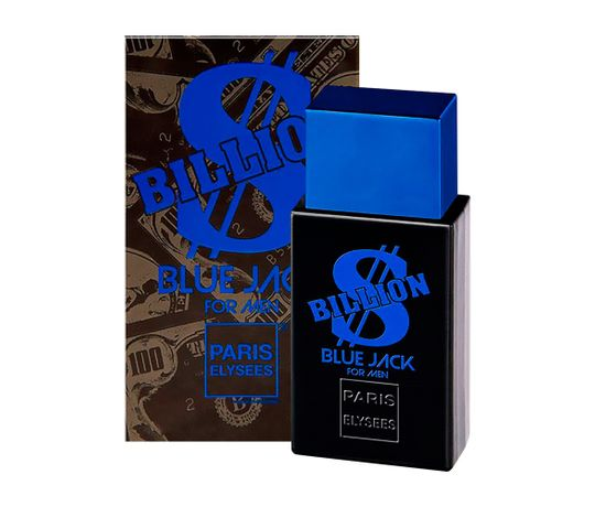 Billion-Blue-Jack-De-Paris-Elysees-Eau-De-Toilette-Masculino