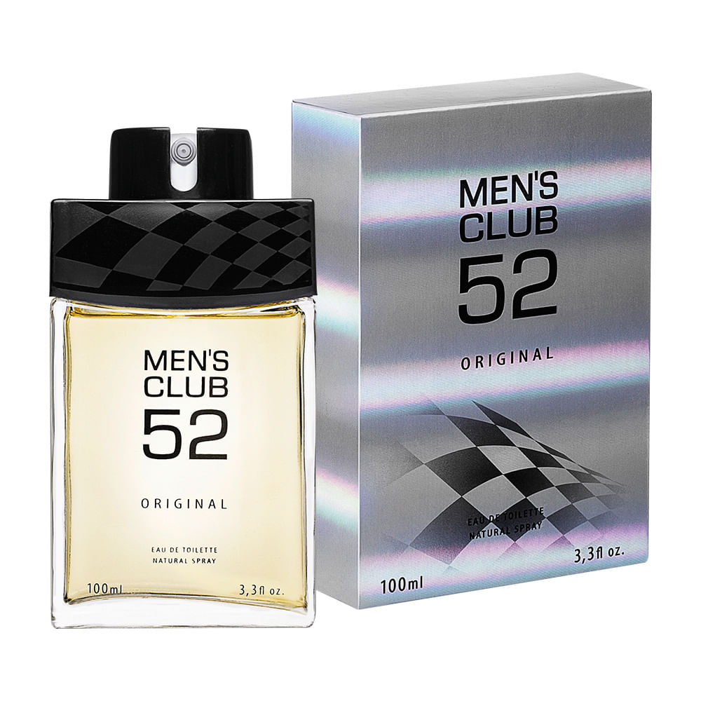 4bf46167355bf Perfume Men s Club 52 Masculino Eau de Toilette - AZPerfumes