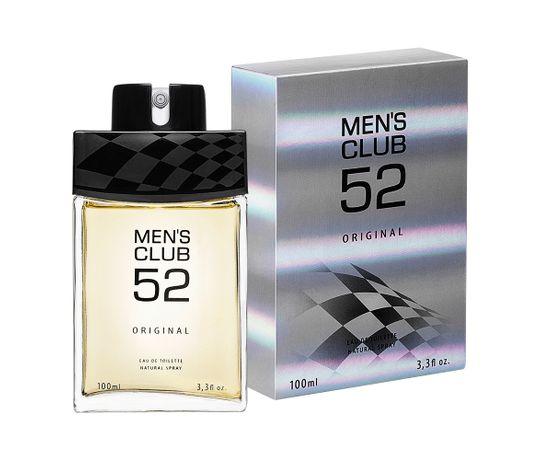 Miniatura Original Mens Club 52 Eau de Toilette Masculino 100 Ml