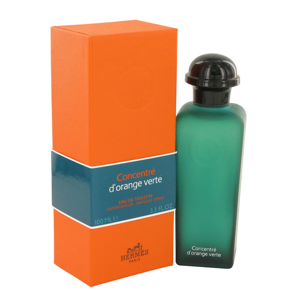 21bc5d643d7 Eau D Orange Verte Concentré De Hermes Eau De Toilette Masculino - 100 ml