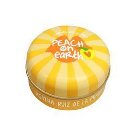 Gloss-Labial-Agatha-Ruiz-de-La-Prada--Peach-on-Earth-Kiss-me-Collection