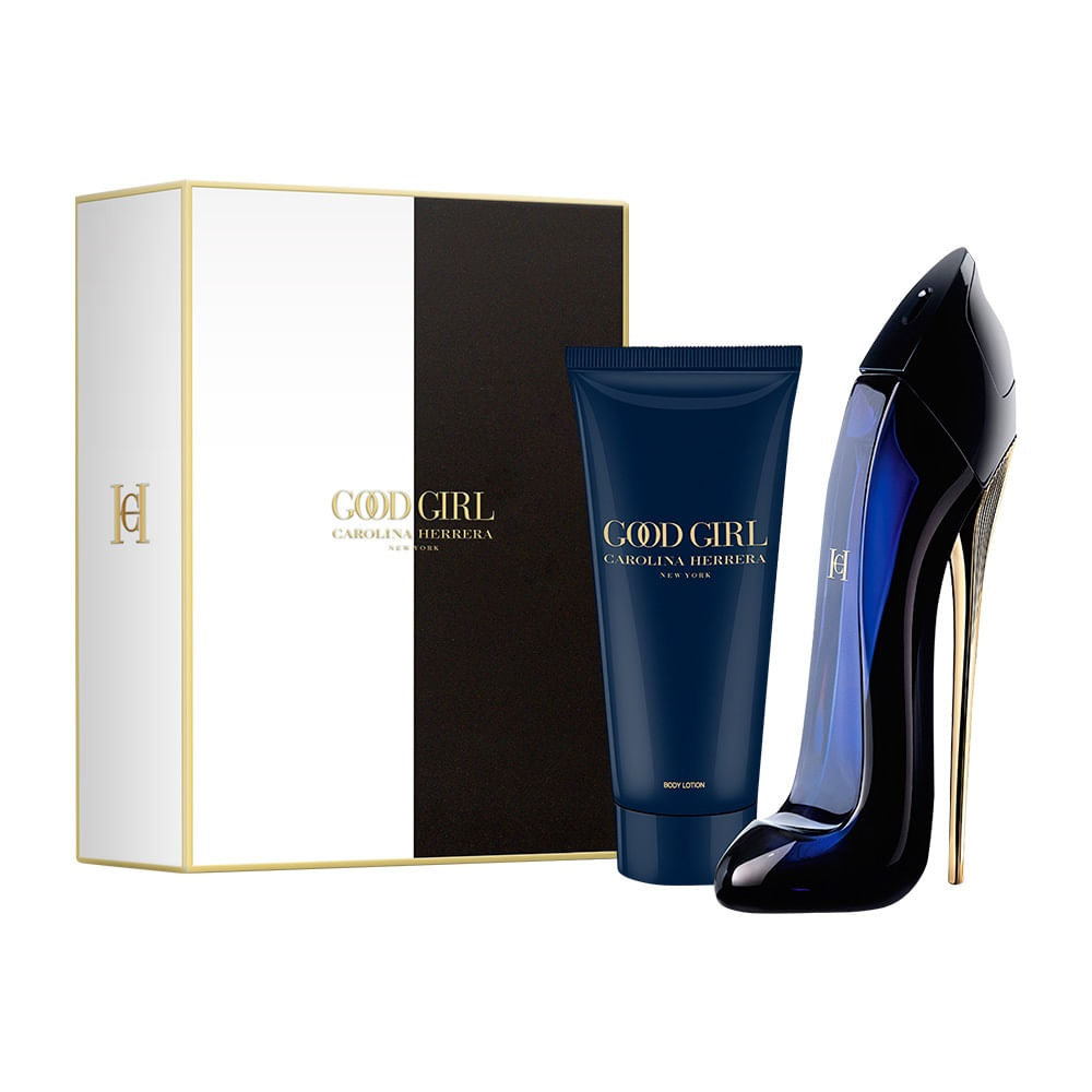 Kit Good Girl Carolina Herrera Eau de Parfum Perfume Feminino + Loção  Corporal - 80 ml 403cd4d2a8