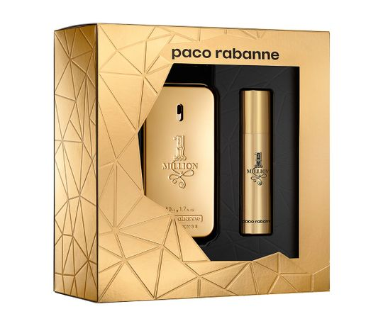 Kit-1-Million-Paco-Rabanne--Eau-de-Toilette--Travel-Spray