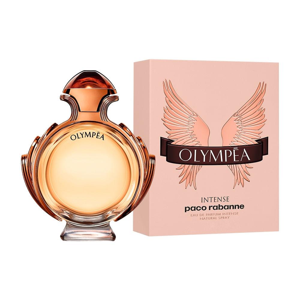 ffd6acb73cf Olympea Intense Paco Rabanne - Perfume Feminino - Eau de Parfum - 30 ml
