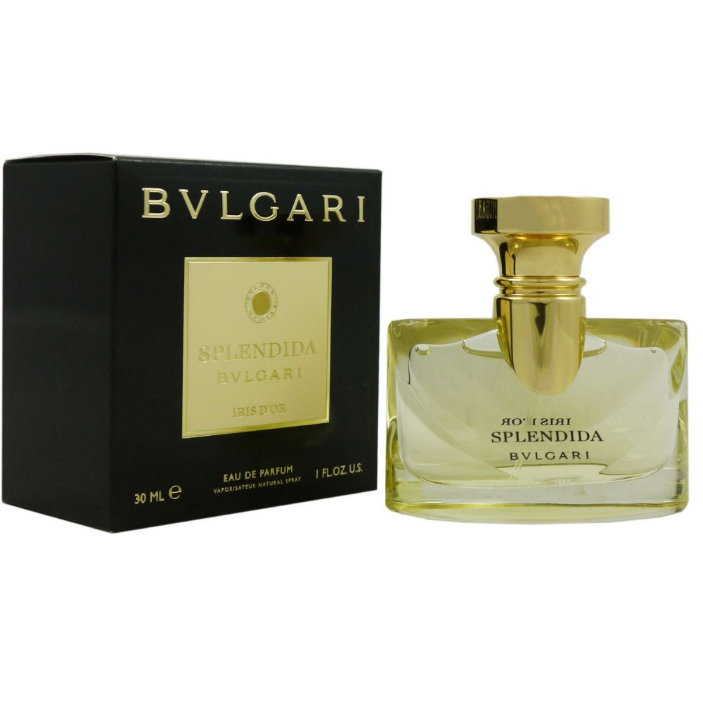 2890630e9f5 Bvlgari Splendida Iris D or De Bvlgari Eau De Parfum Feminino - 100 ml