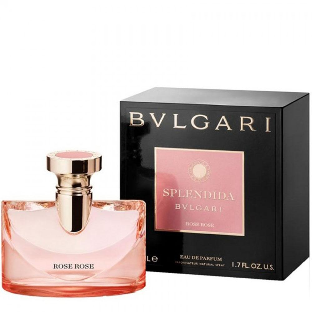 3a6e107c8ab Bvlgari Splendida Rose Rose De Bvlgari Eau De Parfum Feminino - 100 ml
