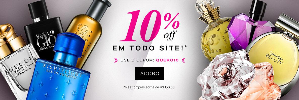 19/10 - 10 OFF em todo Site (on)