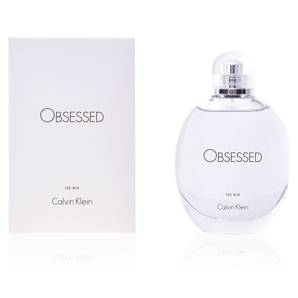 496910319f Obsessed De Calvin Klein Eau De Toilette Masculino - AZPerfumes