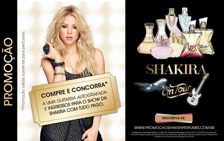 14/12 - Shakira Promoção (on)