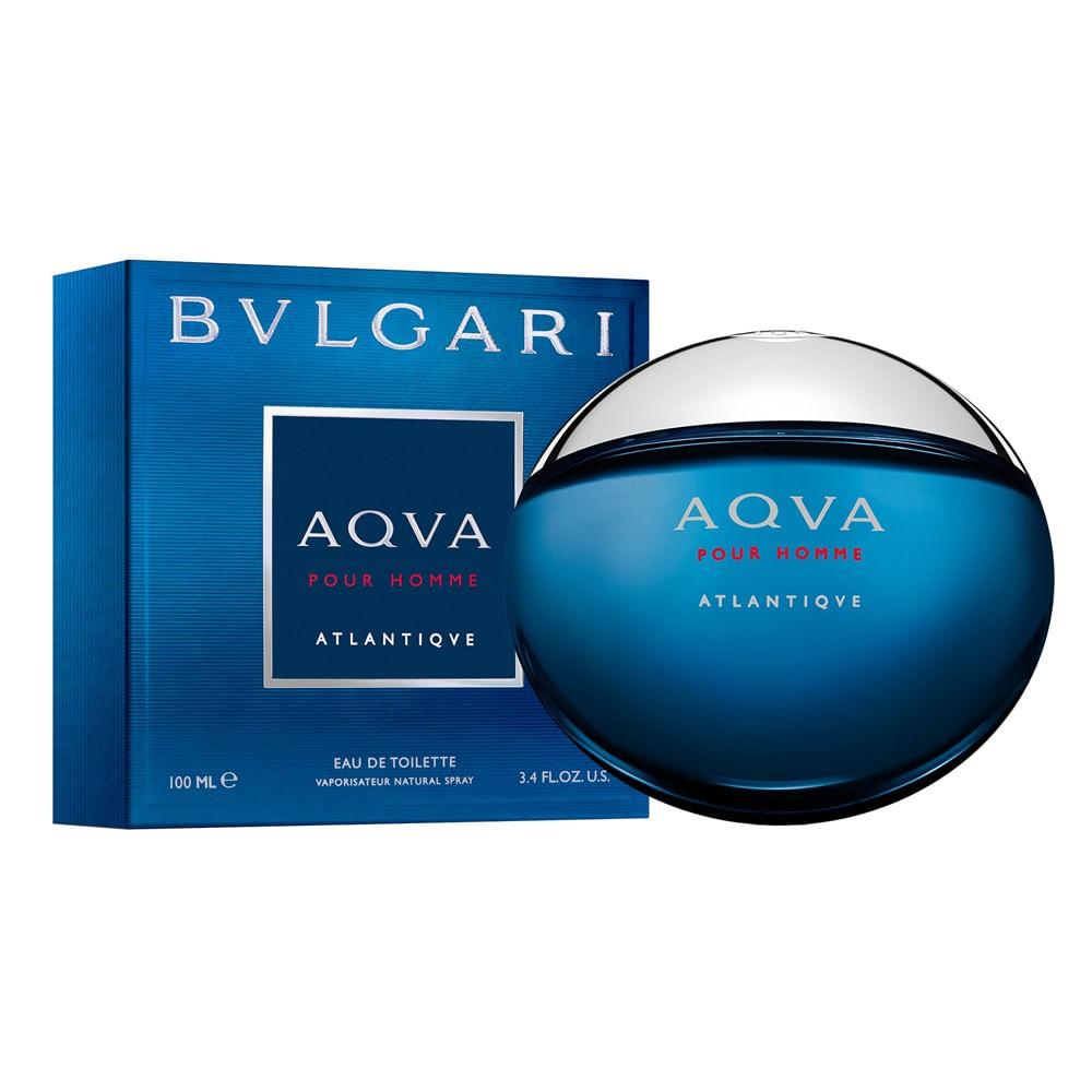 30bb4973f59 Bvlgari Aqua Atlantique Eau De Toilette Masculino - AZPerfumes