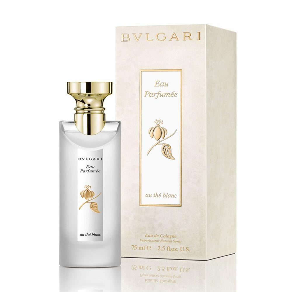 13327193aafc0 Perfume Bvlgari Eau Perfumée Au Thé Blanc Eau De Cologne Unissex ...