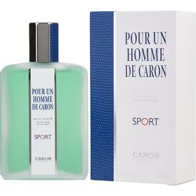 Pour-Homme-Sport-De-Caron-Eau-De-Toilette-Masculino