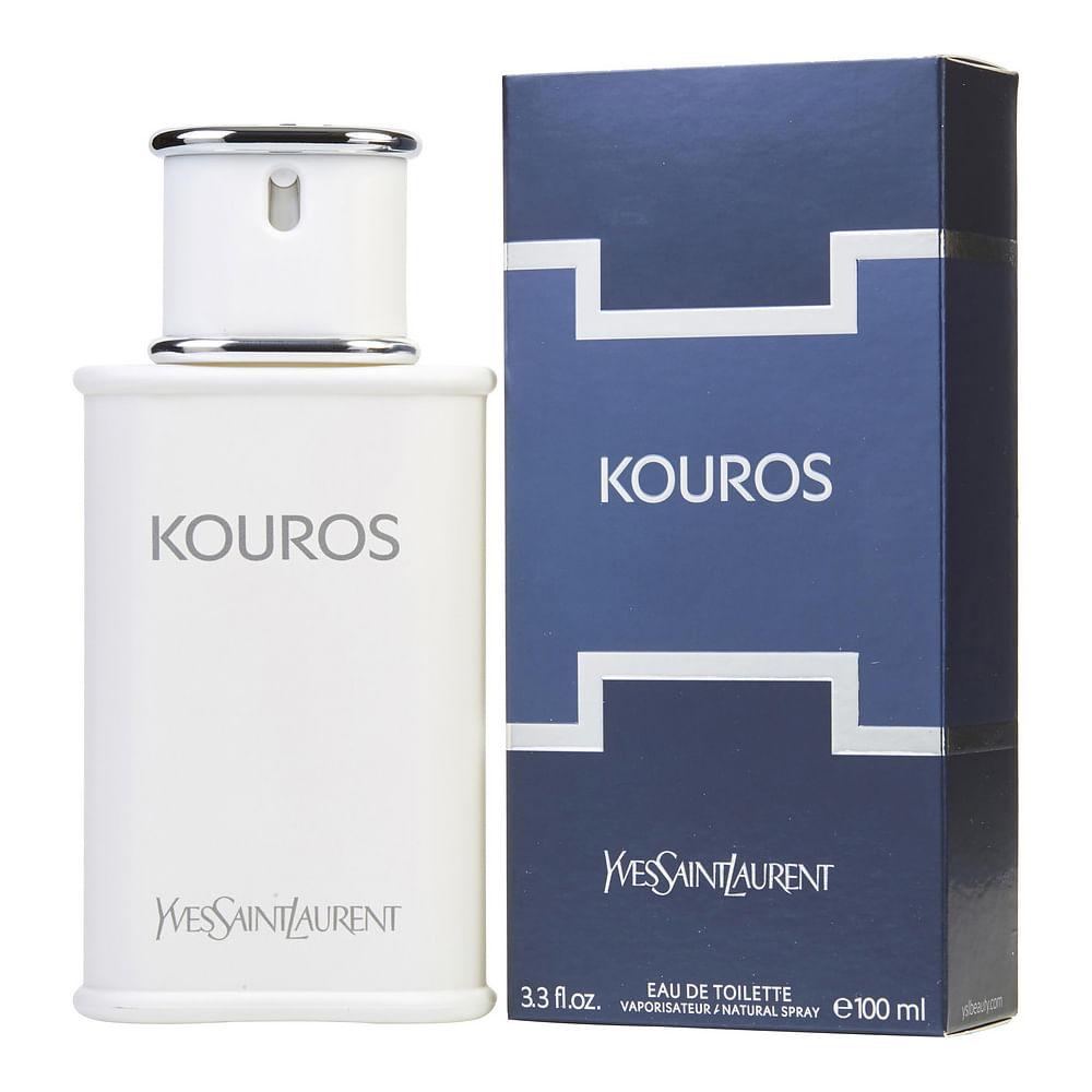 Perfume Kouros De Yves Saint Laurent Masculino Eau de Toilette ... 1e830c8fcd7