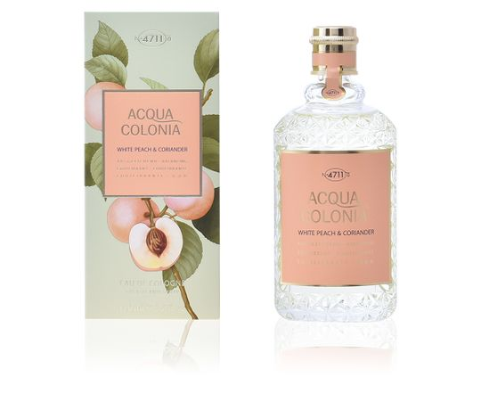 4711-Acqua-Colonia-White-Peach---Coriander-Eau-De-Cologne-Feminino