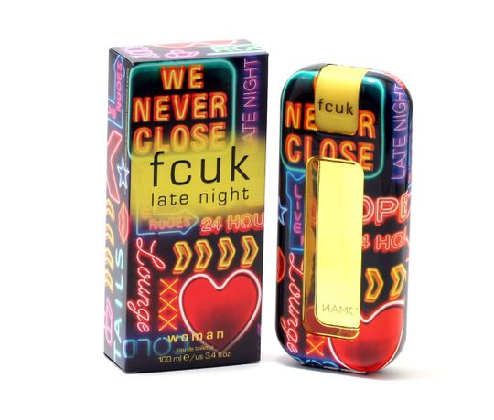 Fcuk-Late-Night-De-French-Connection-uK-Eau-De-Toilette-Feminino