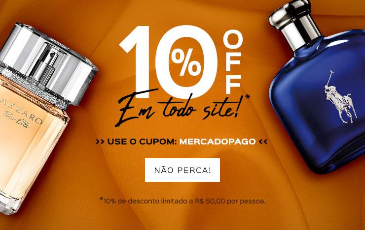 13/06 - Ganhe 10% OFF Em todo site (on)