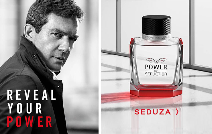 19/06 - Antonio Banderas: Power Seduction (on)