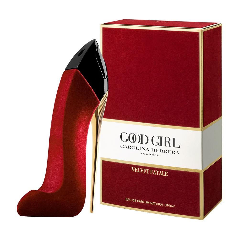 f91aabd677 Good Girl Velvet Fatale De Carolina Herrera Eau De Parfum Feminino - 80 ml