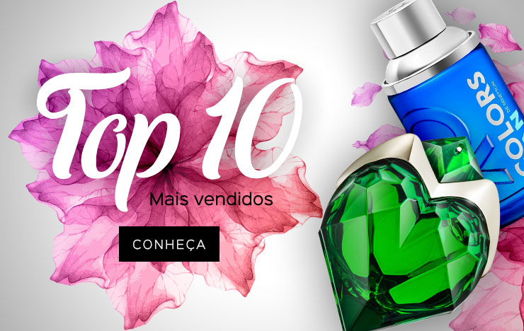 11/10 - Top 10 mais vendidos (on)