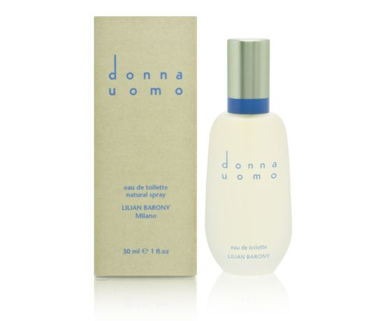 Donna-Uomo-De-Lilian-Barony-Eau-De-Toilette-Feminino