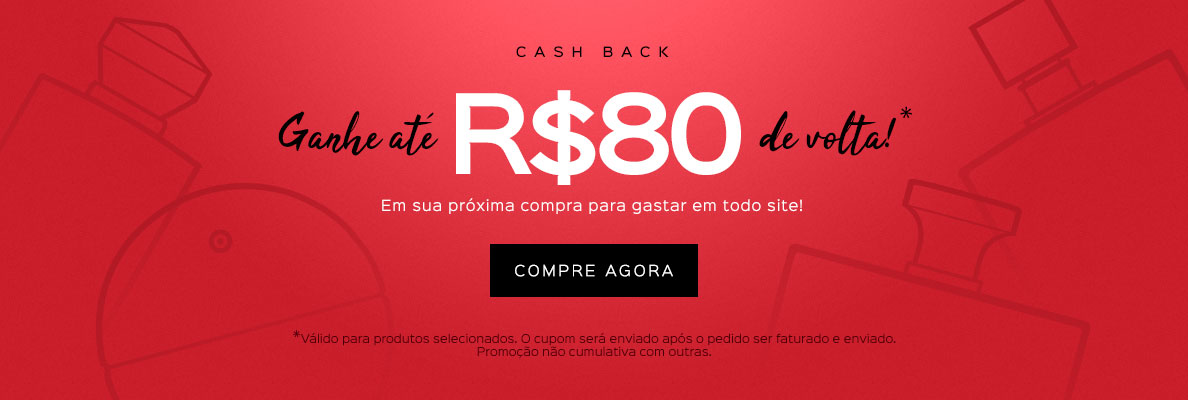 06/11 - Esquenta Black Friday: Cash Back (on)