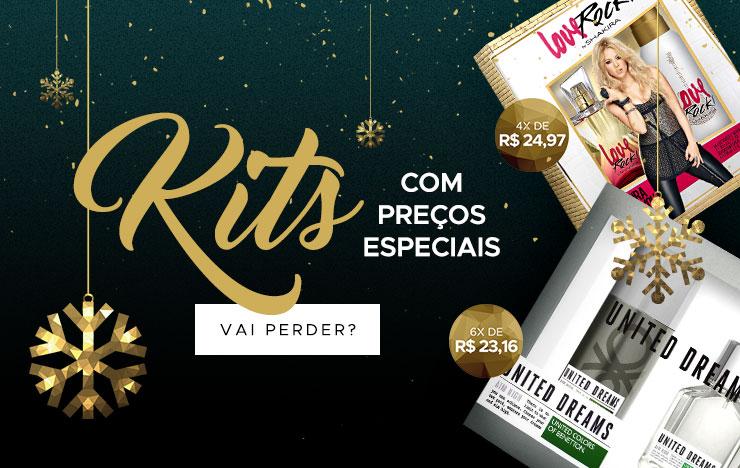 10/12 - Natal: Kits com preços especiais (on)