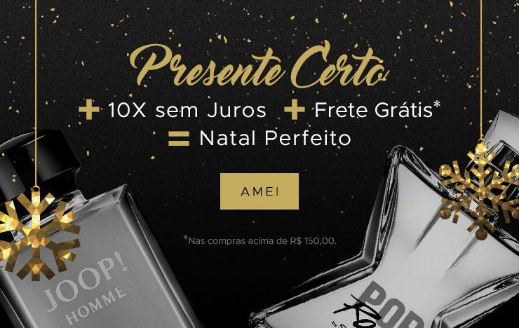 11/12 - Natal: Presente Certo (on)