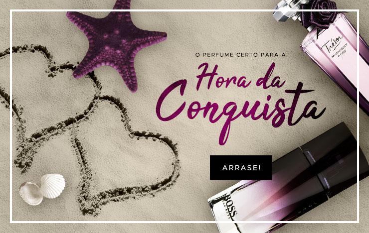 21/01 - Verão: O perfume Certo para a hora da conquista (on)