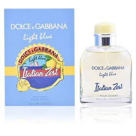 Light-Blue-Italian-Zest-De-Dolce---Gabbana-Eau-De-Toilette-Masculino