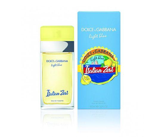 Light-Blue-Italian-Zest-De-Dolce---Gabbana-Eau-De-Toilette-Feminino