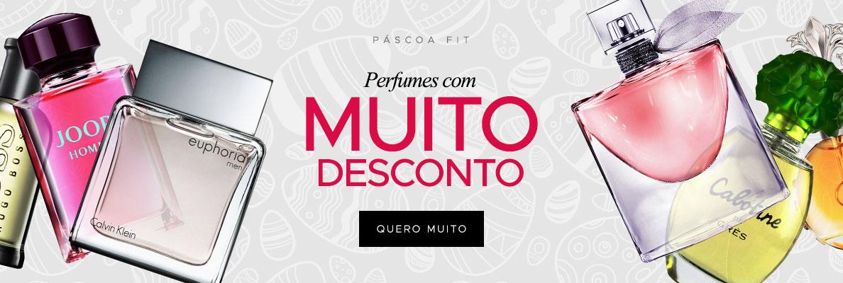 09/04 - Páscoa: Perfumes com MUITO DESCONTO (on)