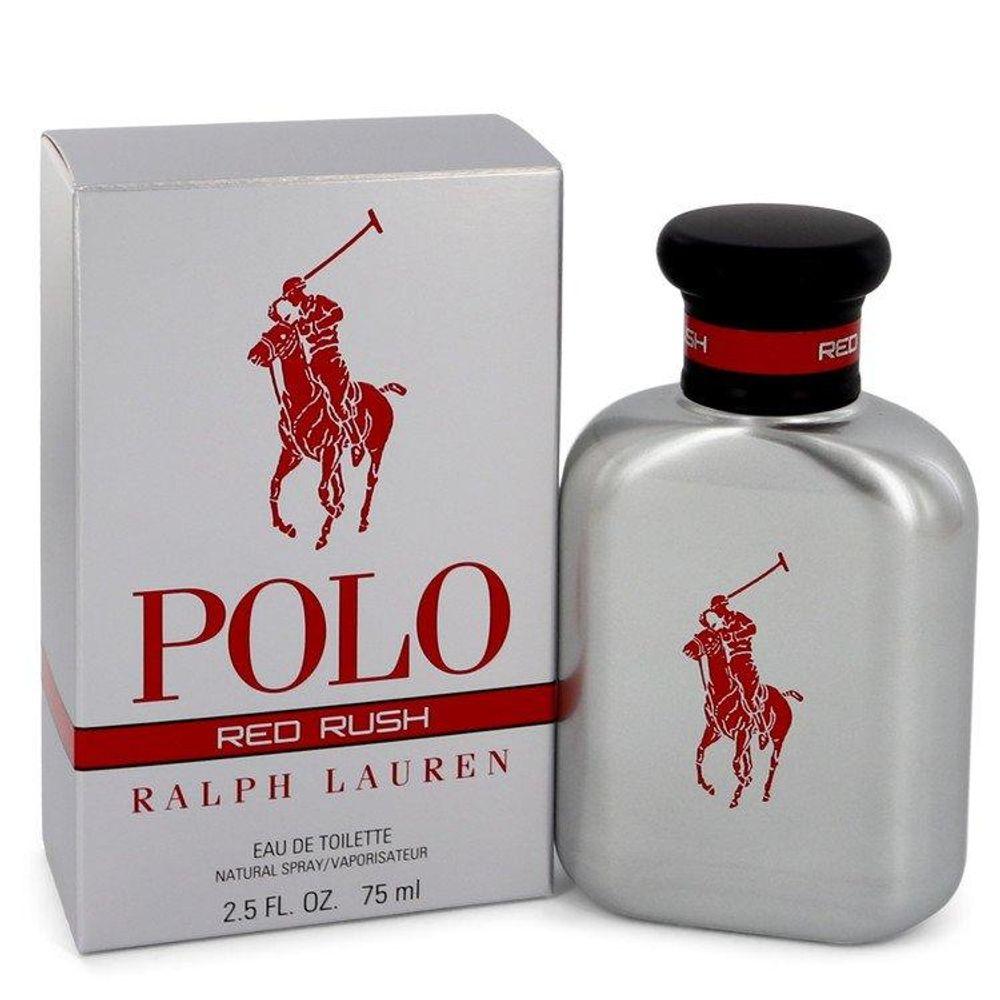 efcc315c278 Polo Red Rush De Ralph Lauren Eau De Toilette Masculino - AZPerfumes