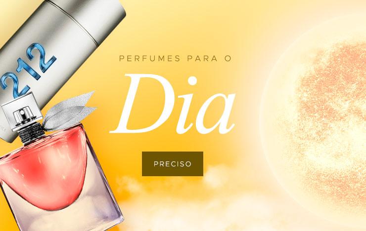 20/05 - Perfumes para o Dia (on)