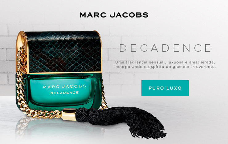 23/05 - Grife: Marc Jacobs - Decadence (on)