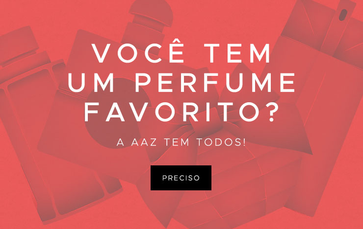03/06 - Perfume favorito (on)