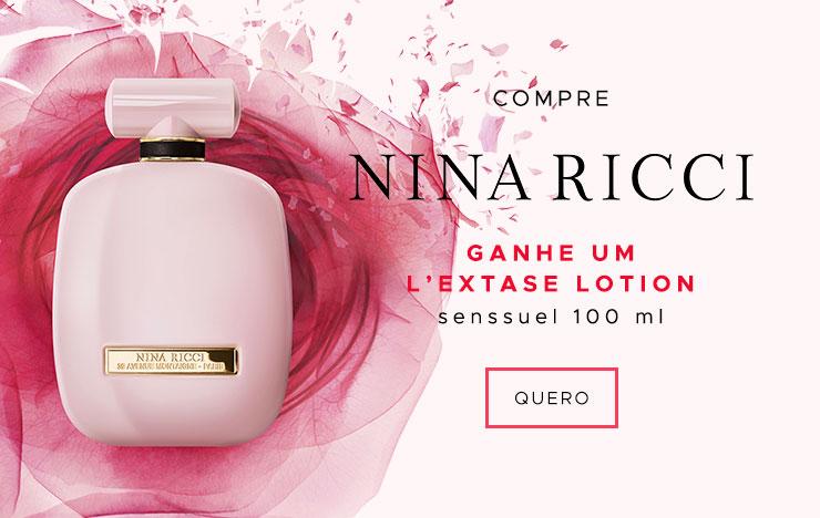 02/07 - Compre Nina Ricci (on)