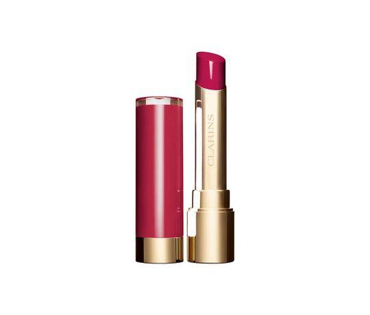 Batom-Clarins-Pop-Pink-Joli-Rouge-Lacquer-762L
