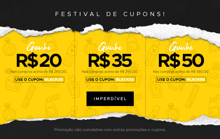 Festival de Cupons (on)