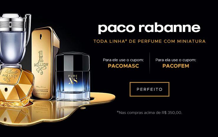 Toda linha Paco Rabanne (on)