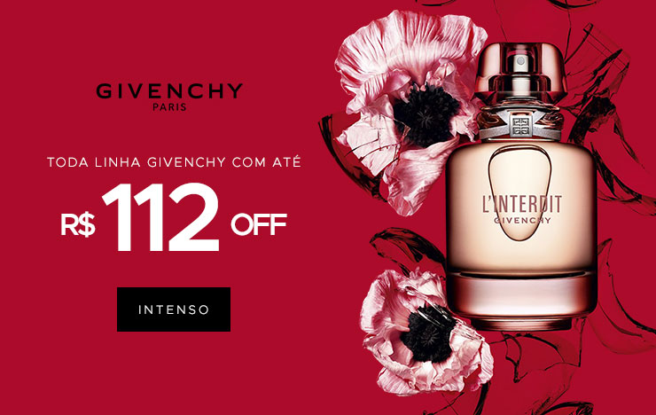 Grife: Givenchy - LInterdit (on)