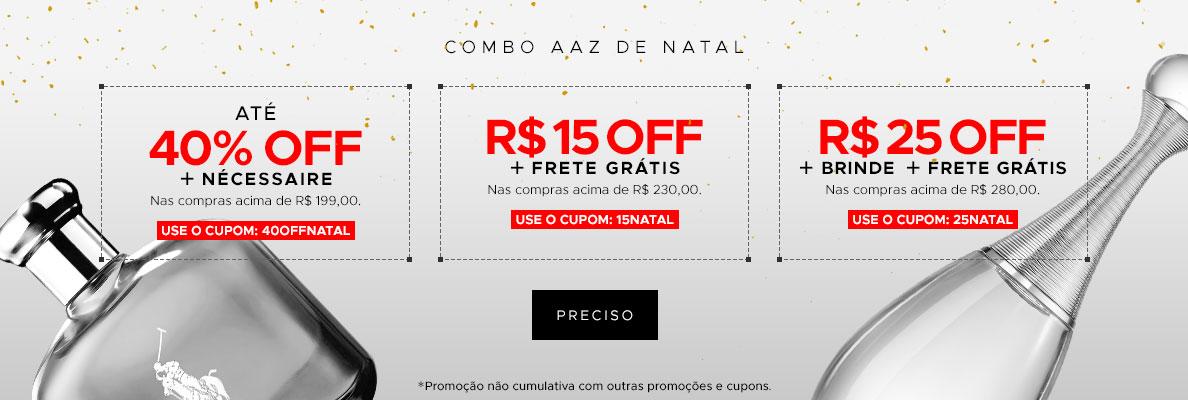 Combo AAZ de Natal (on)