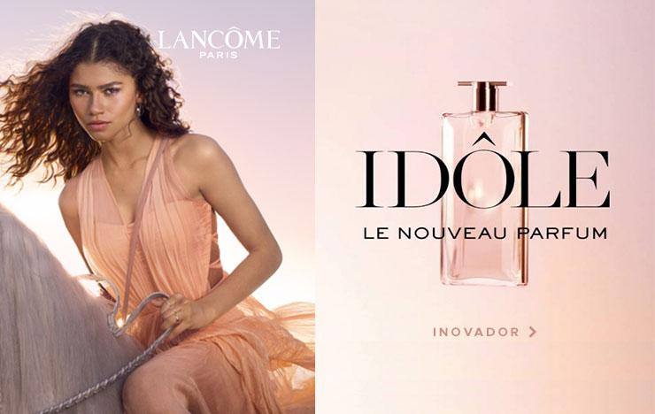 Grife: Lancôme - Idôle (on)